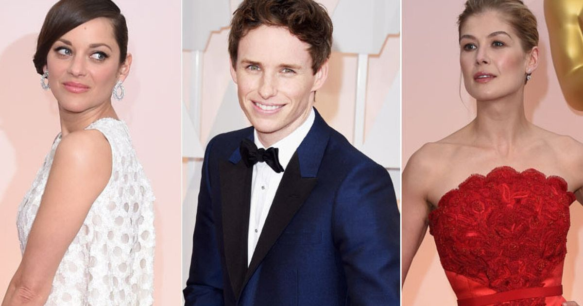 Oscars 2015 Red Carpet All Dresses And Outfits From This