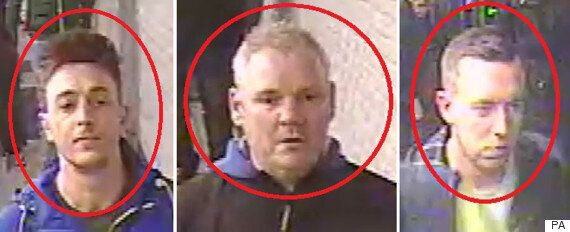 'Racist' Chelsea Fans Revealed As Met Police Release Images From Paris Metro