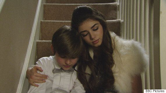'EastEnders' Live Episode: Bobby Beale And Cindy Beale Actors Elliot Carrington And Mimi Keene Praised...
