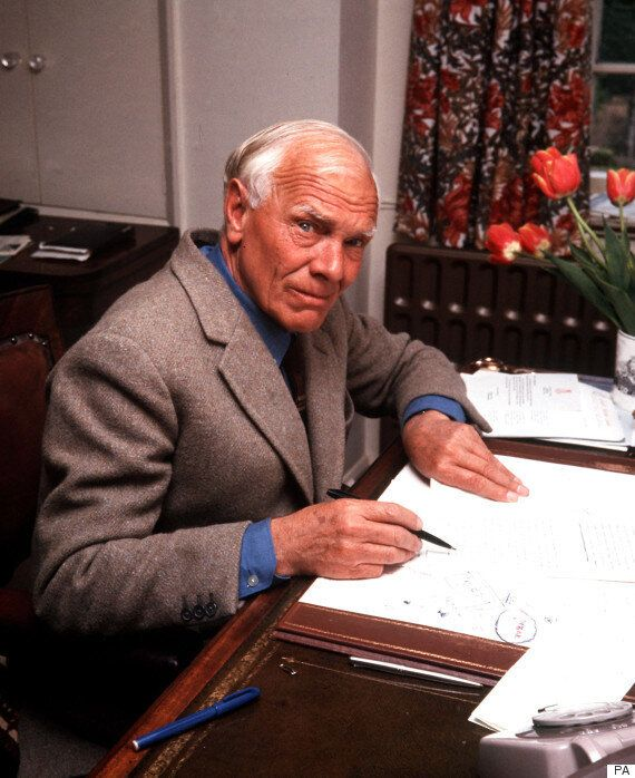 Huw Wheldon And Malcolm Muggeridge, Renowned BBC Broadcasters, Were