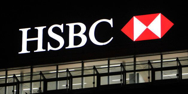 GENEVA, SWITZERLAND - FEBRUARY 18: A general view of HSBC Private Bank premises, where a search of the...