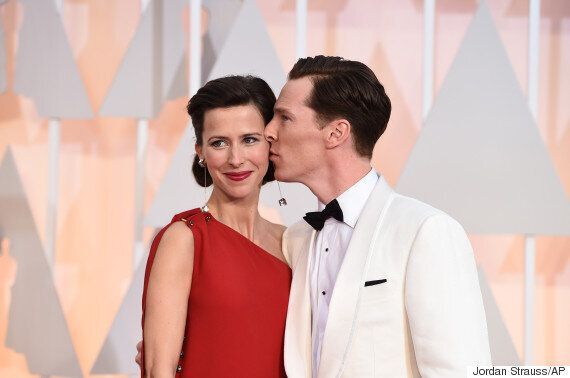Oscars 2015: Benedict Cumberbatch And Wife Sophie Hunter Make First Red Carpet Appearance Since Valentine's...