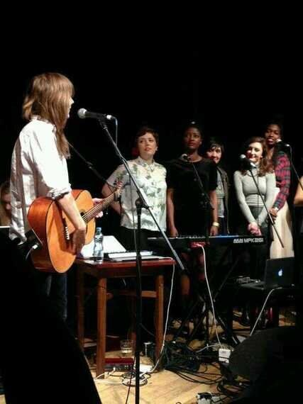 Beth Orton's Wall of Sound Residency at Band on the Wall,