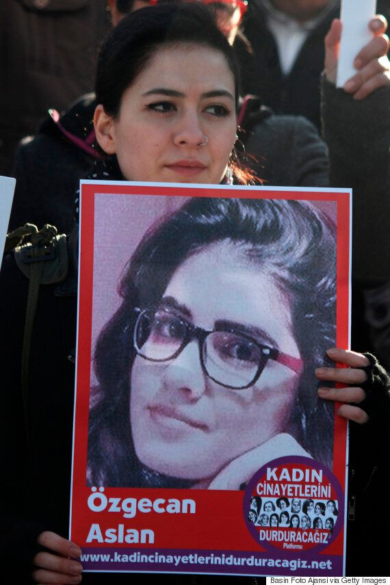 Turkish Men In Miniskirts Defend Women's Rights After Murder Of Student Ozgecan