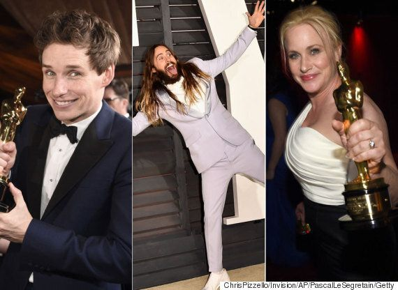 Oscars 2015 After Parties: Winners Eddie Redmayne And Patricia Arquette Leads Stars At Post-Academy Awards...