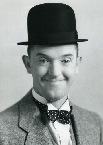 Holy Fool: Stan Laurel: June 16th 1890 - Feb 23rd