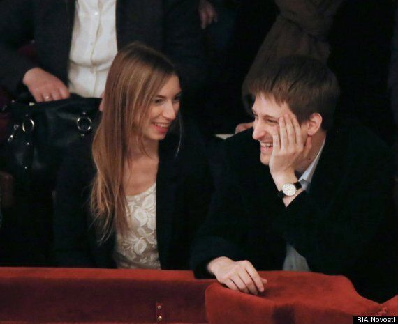 Oscars 2015: Edward Snowden's Girlfriend Lindsay Mills At The Academy Awards To Collect 'CitzenFour'