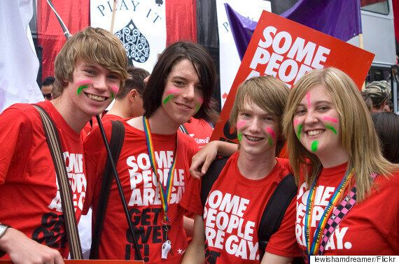 Homophobic Bullying In Schools: Are Teachers Wearing T-Shirts Saying 'Gay' The
