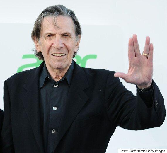 Leonard Nimoy Hospitalised: Star Trek's Mr Spock Suffering from 'Severe Chest