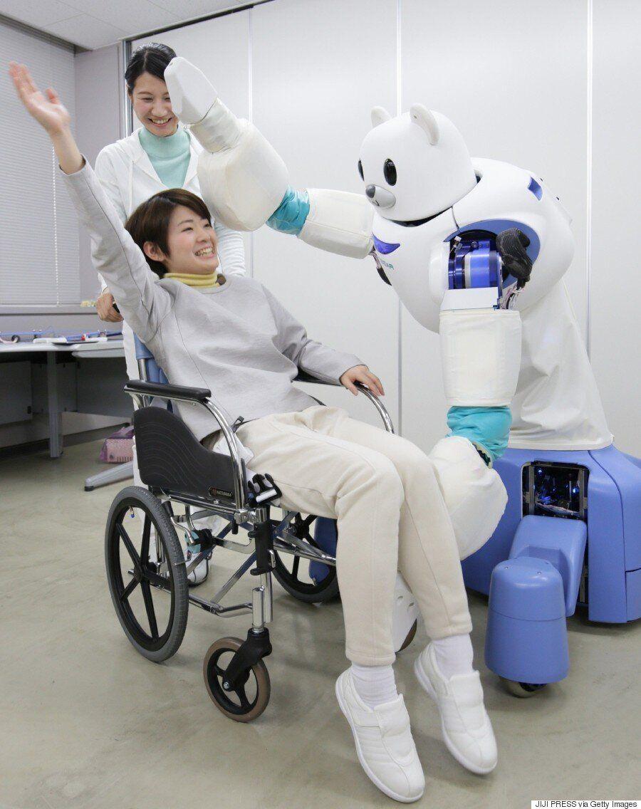 """Résultat de recherche d'images pour """"medical robots, japan"""""""