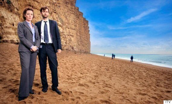 What Made 'Broadchurch' Series 1, Starring David Tennant And Olivia Colman, So