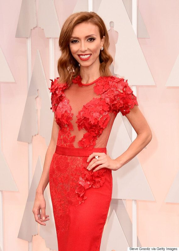 Giuliana Rancic Faces Racism Accusations After Comments About Zendaya's Oscars Hair During 'Fashion