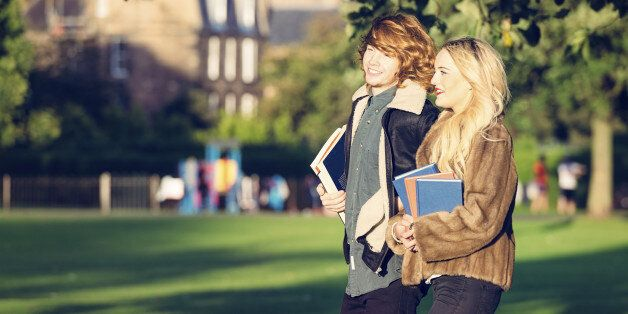 The percentage of Scottish students at Edinburgh and other universities has fallen while EU numbers have