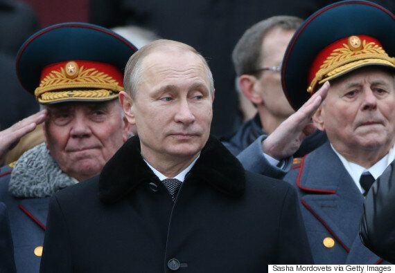 Vladimir Putin Says 'Apocalyptic' All-Out War Between Russia And Ukraine Is