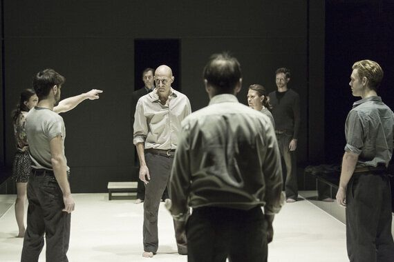 Review: 'A View From the Bridge', Wyndham's