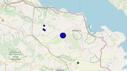Σεισμός 4,1 Ρίχτερ κοντά στην