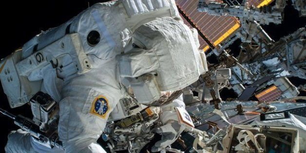 NASA ISS Space Walk Live: Watch Humans Walking In