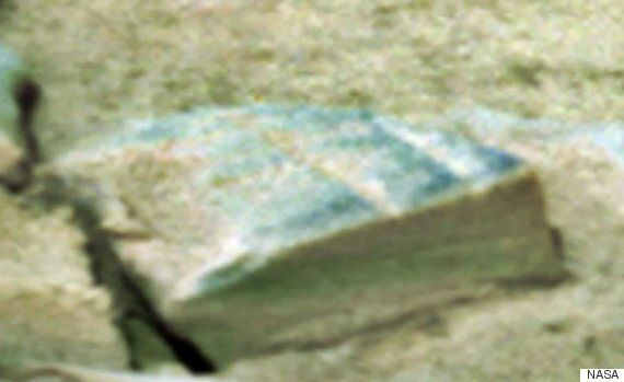 There's A 'Book' On Mars, Except Not