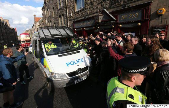 Nigel Farage Requests Police Bodyguards For Ukip General Election
