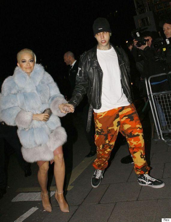 Kim Kardashian And Rita Ora Suffer Ultimate Fashion Fail, Attending Party In Near-Same Latex Dresses