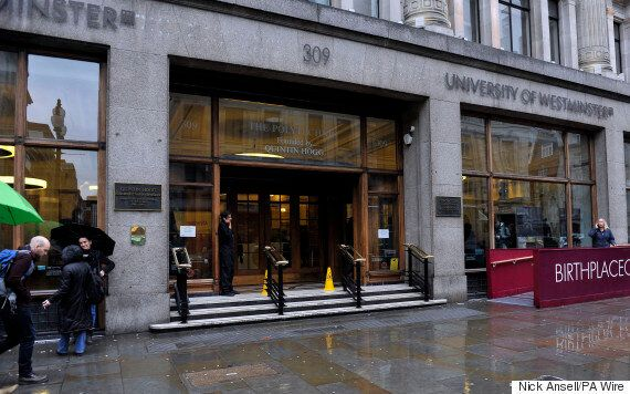 'Extremist Students Consistently Given A Platform At Westminster', While 'Useless' SU Does