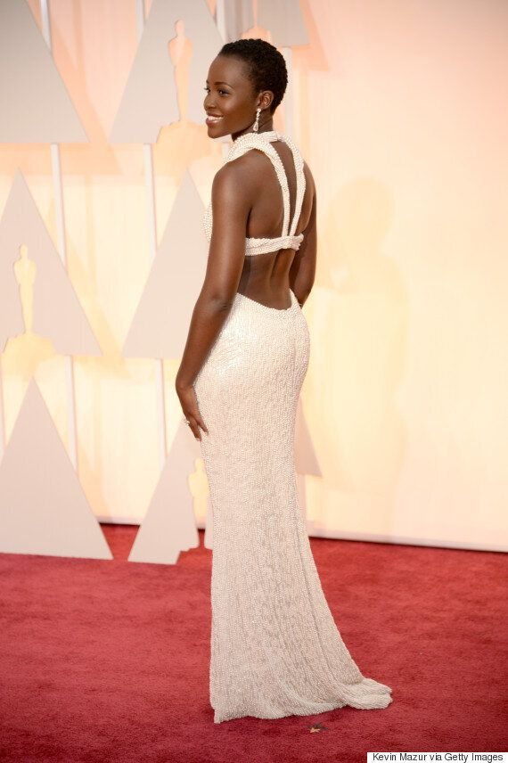Lupita Nyong'o's Oscars Dress Stolen: Police Investigating The Disappearance Of £97,000 Calvin Klein...