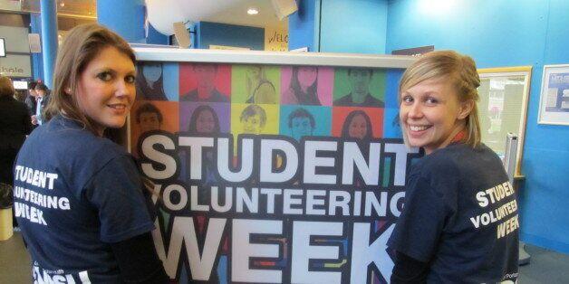 Student Volunteering Contributes £175m To UK