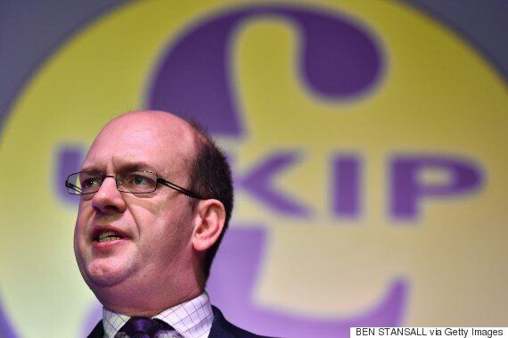 Mark Reckless Says Ukip Is The Party Of The