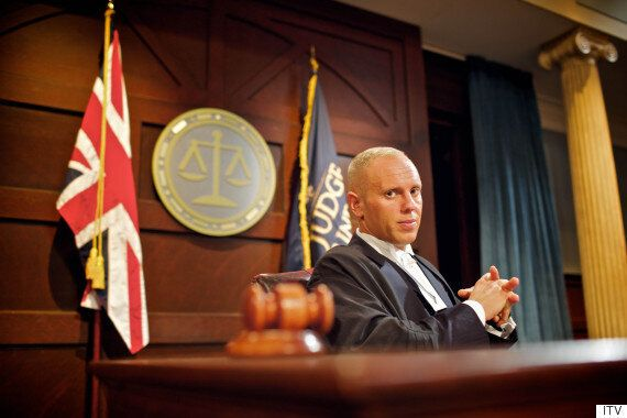'Judge Rinder': Everything You Need To Know About The 'Strictly Come Dancing' Contestant With 9 Facts...