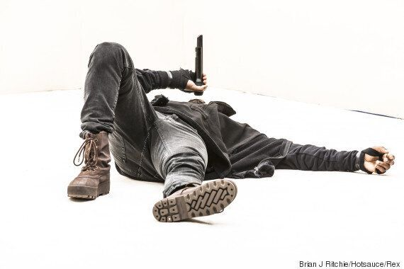 Kanye West Lies Down And 'Refuses To Speak To Jonathan Ross' After 'Only One' Performance