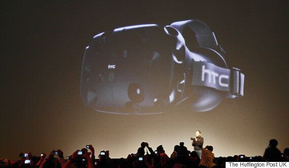 The HTC Vive Is A Gaming-Focused Virtual Reality