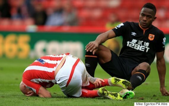 Footballer Stephen Ireland Reveals Horrific Injury After Tackle From Maynor