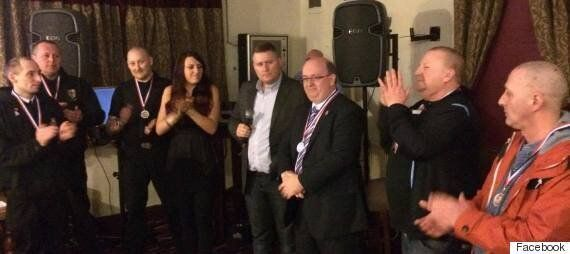 Britain First Held A 'Britannia Ball' In Wigan And Barely Anyone Showed