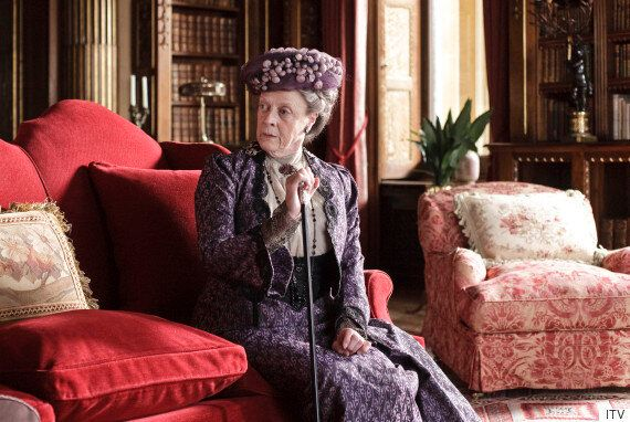 Dame Maggie Smith Doesn't Think Her 'Downton Abbey' Character Could Continue Past Series Six: 'They Say...