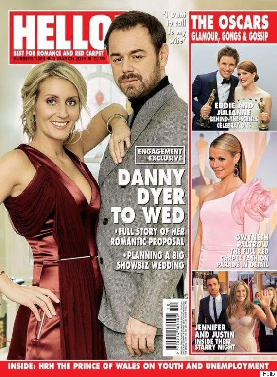 Danny Dyer Engaged: 'EastEnders' Actor To Marry Long-Term Partner Joanne Mas, After She Proposed To Him...
