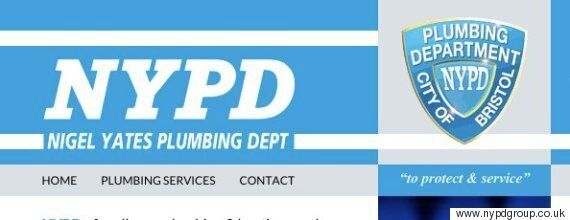 Bristol Man Nigel Yates Has Come Up With The Best Name For His Plumbing