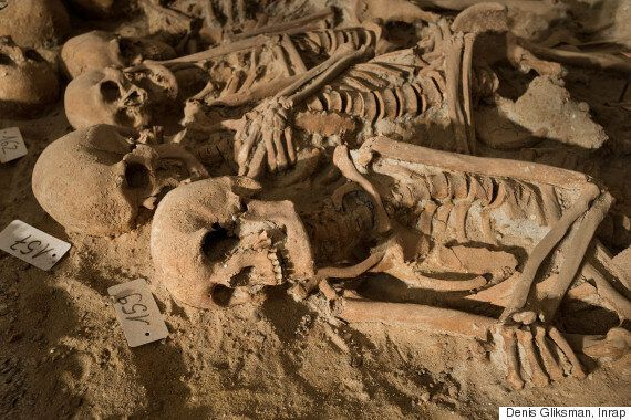 Mystery Over 200 Skeletons Found In Mass Grave Under French Monoprix