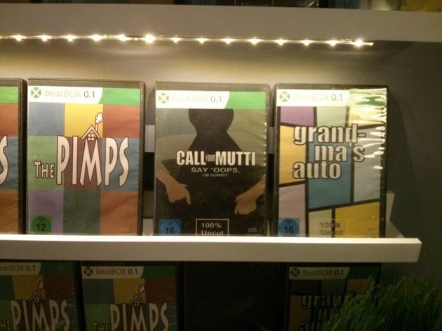 IKEA's Fake Video Games Are