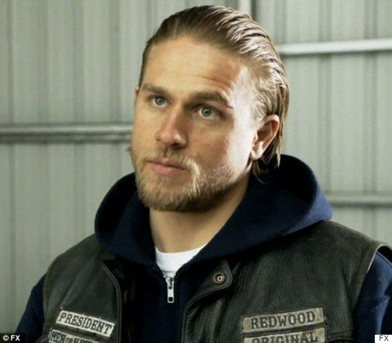 What Happened When 'Sons Of Anarchy' Star Charlie Hunnam Met