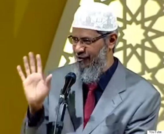 Saudi Arabia Awards 'Services To Islam' Prize To Indian Cleric Zakir Naik Who Blamed George Bush For