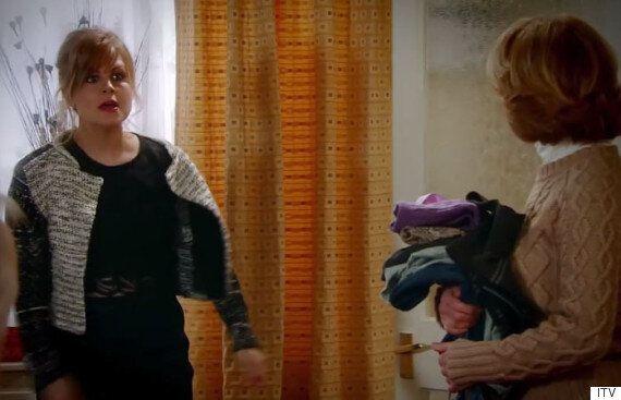 'Coronation Street': First Look At Tina O'Brien's Return To The Cobbles As Sarah-Louise Platt (PICS,
