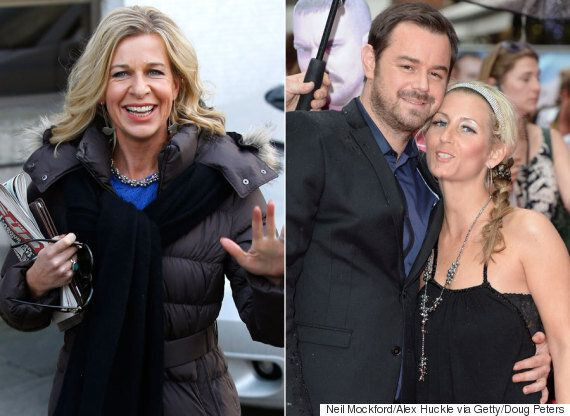 Katie Hopkins And 'EastEnders' Star Danny Dyer In Twitter Feud Following His Engagement