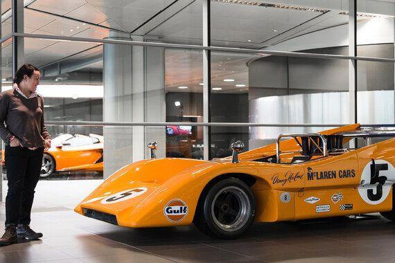The McLaren 675LT Shines in