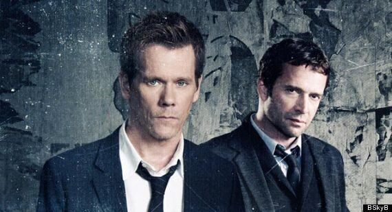'The Following' Finds Actors Kevin Bacon And James Purefoy Both Working At The Peak Of Their