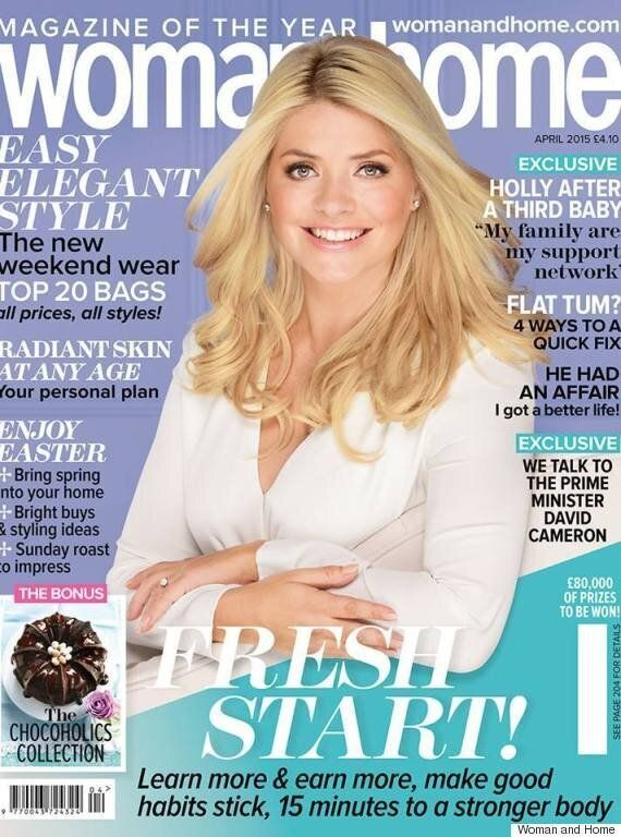 Holly Willoughby Opens Up About Her Relationship With Husband Dan Baldwin: 'I Didn't Fancy Him When We...