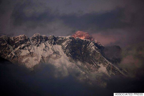 Human Poo Left On Mount Everest Is Causing