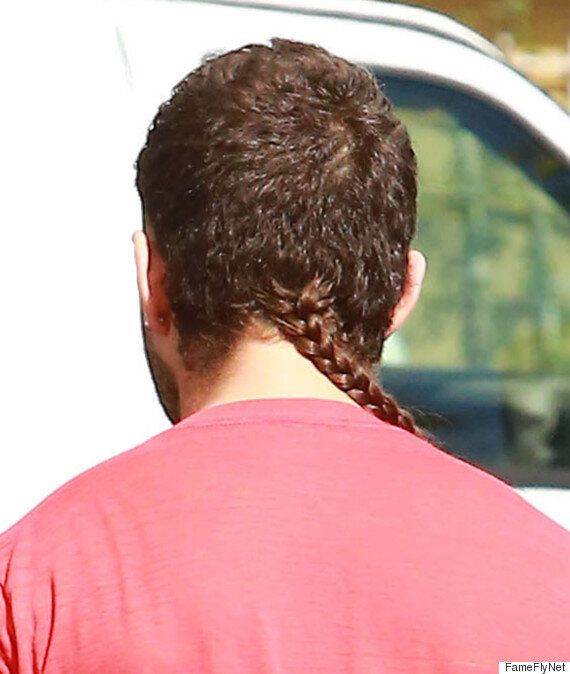 Jared Leto Cuts Off His Lustrous Long Locks As Shia LaBeouf Debuts Dodgy Rattail.