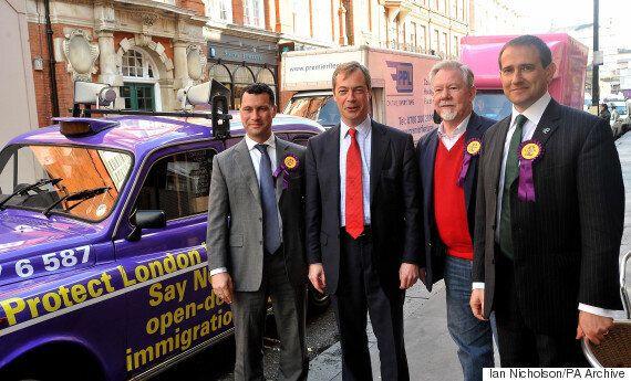 Nigel Farage Has Just Dumped Ukip's Immigration