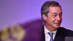Farage Dumps Ukip's Immigration Target 'Live On