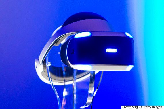 Sony Project Morpheus Has A 2016 Release Date, And We Can't